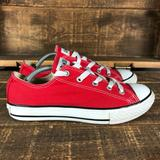 Converse Shoes | Converse Womens Chuck Taylor All Star Shoes Size 5 | Color: Red/White | Size: 5