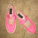 Polo By Ralph Lauren Shoes | Polo Ralph Lauren Mary Janes, Size 2 | Color: Pink | Size: 2g