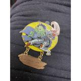Disney Other | Disney Pirates Of The Caribbean Pin | Color: black | Size: Os