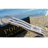 Polo By Ralph Lauren Accessories | New Polo Ralph Lauren Keychain Gift Box Nautical | Color: Blue/White | Size: Os