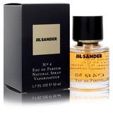 Jil Sander #4 For Women By Jil Sander Eau De Parfum Spray 1.7 Oz