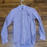 Ralph Lauren Shirts | Mens Ralph Lauren Oxford Button Up | Color: Blue/Red | Size: S