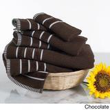 Gracie Oaks Holmer 6 Piece 100% Cotton Bath Towel Set 100% Cotton in Brown   Wayfair 76DE610EA95645A9B5E036EEC35C17BA
