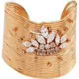 Wave Bracelet Cuff - Metallic - Gas Bijoux Bracelets