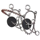 Professional's Choice Sports Medicine Products Combo Twisted Wire Lifesaver Snaffle Horse Bits Horse Mouth Piece