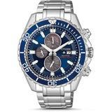 Promaster Diver Blue Dial Watch -82l - Blue - Citizen Watches