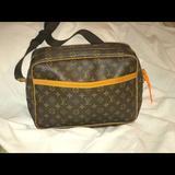Louis Vuitton Bags | Louis Vuitton Messenger Bag | Color: Brown | Size: Laptop Shoulder Bag