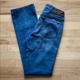 Levi's Jeans | Levis Straight Leg Slight Curve Classic | 432 | Color: Blue | Size: 4