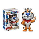 SSN Pop Frosted Flakes Tony The Tiger 08# 10cm Collection Model Original Box Vinyl Action Figures Kids Toys for Children Gifts