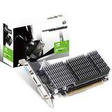 MAXSUN NVIDIA GEFORCE GT 710 2GB Video Graphics Card GPU, Support DirectX 12 OpenGl 4.5, Low Profile, Low Consumption, VGA, DVI-D, HDMI, HDCP, Silent Passive Fanless Cooling System
