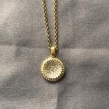 Michael Kors Jewelry   Michael Kors Necklace.   Color: Gold   Size: Os
