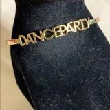 Kate Spade Jewelry | Kate Spade Danceparty Bangle Bracelet | Color: Gold | Size: Os