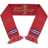 Cuba National Team Concacaf Gold Cup Scarf