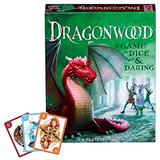 NXX Dragonwood Game & Dragons Playing Cards Bundle,Ticket to Ride Board Game Family Games for Kids and Adults Dragonwood A Game of Good Luck and Dare Card Game for Friends and Family for Children