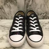 Converse Shoes | Converse Multi-Color Glitter Sneakers | Color: Black/White | Size: 6