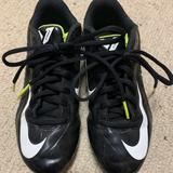 Nike Shoes | Boys Nike Soccer Cleats Size 2youth | Color: Black | Size: 2b