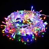 String Lights, LED String Lights, Indoor or Outdoor String Lights - 33FT, 100LED String Lights Waterproof, for Wedding, Christmas, Patio, Garden, and Bedroom Decoration. (Colorful)