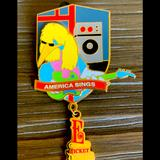 Disney Jewelry | Disney E Ticket Collection America Sings Big Bird | Color: Blue/Yellow | Size: Os