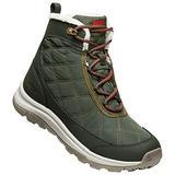 KEEN Women's Terradora 2 Wintry Waterproof Snow Boot, Rosin/Orange, 6
