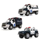 Corgi Chunkies Police Department DHN Truck, and Armored Trucks Triple Pack Toy Vehicles CHP08