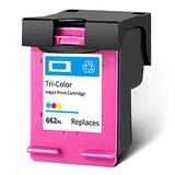 Remanufactured Ink Cartridge Replacement for Hp 662XL High Yield Compatible With Deskjet Ink Advantage 1014 1015 1515 1516 2548 3548 4518 Printer 1 Black 1 Tri-Color 1 Tri-Color