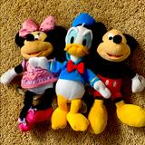 Disney Toys | Kids Mini Disney Bundle | Color: Pink/Red | Size: Osbb