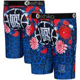 LA Clippers Ethika Youth Fashion Bling Collection Boxer Briefs