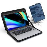 Smatree Laptop Hard Sleeve Case Compatible with 13 Inch New MacBook pro 2020 A2338 M1, MacBook Air 2020 13.3 inch , MacBook Pro 13 inch Sleeve, MacBook Air 13 inch Bag, Blue