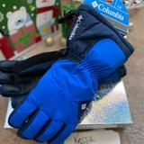 Columbia Accessories   Mens Insulated Gloves   Color: Blue   Size: Lg