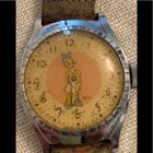 Disney Accessories | 1948 Disney Daisy Duck Series Wrist Watch Us Time | Color: Brown/Silver | Size: Os