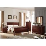 Winston Porter Fjeldheim Bedroom Set Wood in Brown/Green/White, Size King | Wayfair F93AC339FF6B4F9092228FD9F543D12D