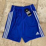 Adidas Bottoms | Adidas Youth Soccer Short | Color: Blue | Size: Youth X-Large