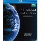The Planet Collection - 12-Disc Boxset ( Frozen Planet / Planet Earth / The Blue Planet / Planet Earth II / Blue Planet II ) [ Blu-Ray, Reg.A/B/C Import - Netherlands ]
