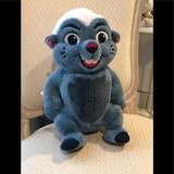 Disney Toys | Disney Junior Talking Bunga The Lion | Color: Blue/White | Size: Osbb