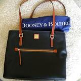 Dooney & Bourke Bags   Nw Tags Dooney & Bourke Large Shopper Shoulder Bag   Color: Black/Brown   Size: Os