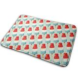 DIDIDI The Bomb Popsicle Throw Area Ground Mat Accent Floor Party Outside Door Set Restroom Kitchen Bathroom Decor Welcome Entryway Rug Sign Celebrate Decorations Ornament