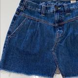 Free People Skirts | Free People. We The Free Vintage Style Denim Skirt | Color: Blue | Size: S