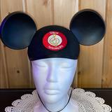 Disney Accessories   Classic Mickey Mouse Black Felt Ears Adult Size   Color: Black   Size: Os