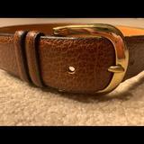 Coach Accessories | Coach Belt. Euc | Color: Brown | Size: 28 70 Cm
