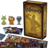 Ravensburger Disney Villainous: Despicable Plots Strategy Board Game for Ages 10 and Up – The Newest Standalone Game in The Award-Winning Disney Villainous Line