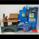 Disney Toys | Imaginext Disney Cars Garage Play Set | Color: Blue | Size: Osb