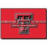 NCAA Texas Tech Red Raiders Tufted Rug 20-inch x 30-inch