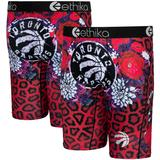Youth Ethika Toronto Raptors Fashion Bling Collection Boxer Briefs