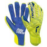 Reusch Pure Contact Fusion Soccer Goalie Gloves
