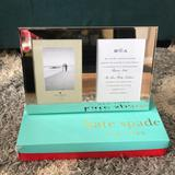 Kate Spade Accents   Kate Spade Wedding Picture Frame   Color: Silver   Size: 5 X 7 In