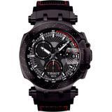 Special Edition T-race Moto Swiss Quartz Bracelet Watch - Metallic - Tissot Watches