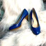 Nine West Shoes   Nine West Blue 3 Heel Pumps   Color: Blue   Size: 8