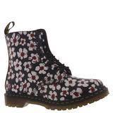 Dr Martens 1460 Pascal Pansy Fayre - Womens UK 6 US 8 Black Boot Medium