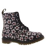Dr Martens 1460 Pascal Pansy Fayre - Womens UK 5 US 7 Black Boot Medium