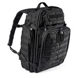 5.11 Tactical Backpack ' Rush 72 2.0 ' Military Molle Pack, CCW and Laptop Compartment, 55 Liter, Large, Style 56565 ' Black
